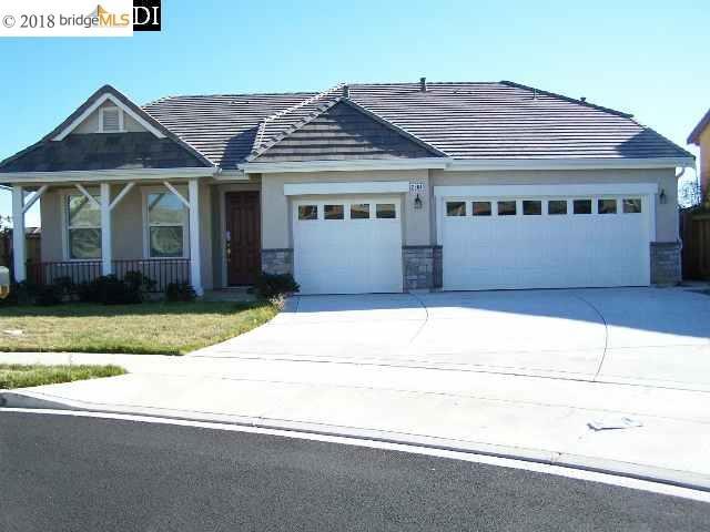 Частный односемейный дом для того Аренда на 2904 Mesa Oak Court 2904 Mesa Oak Court Brentwood, Калифорния 94513 Соединенные Штаты