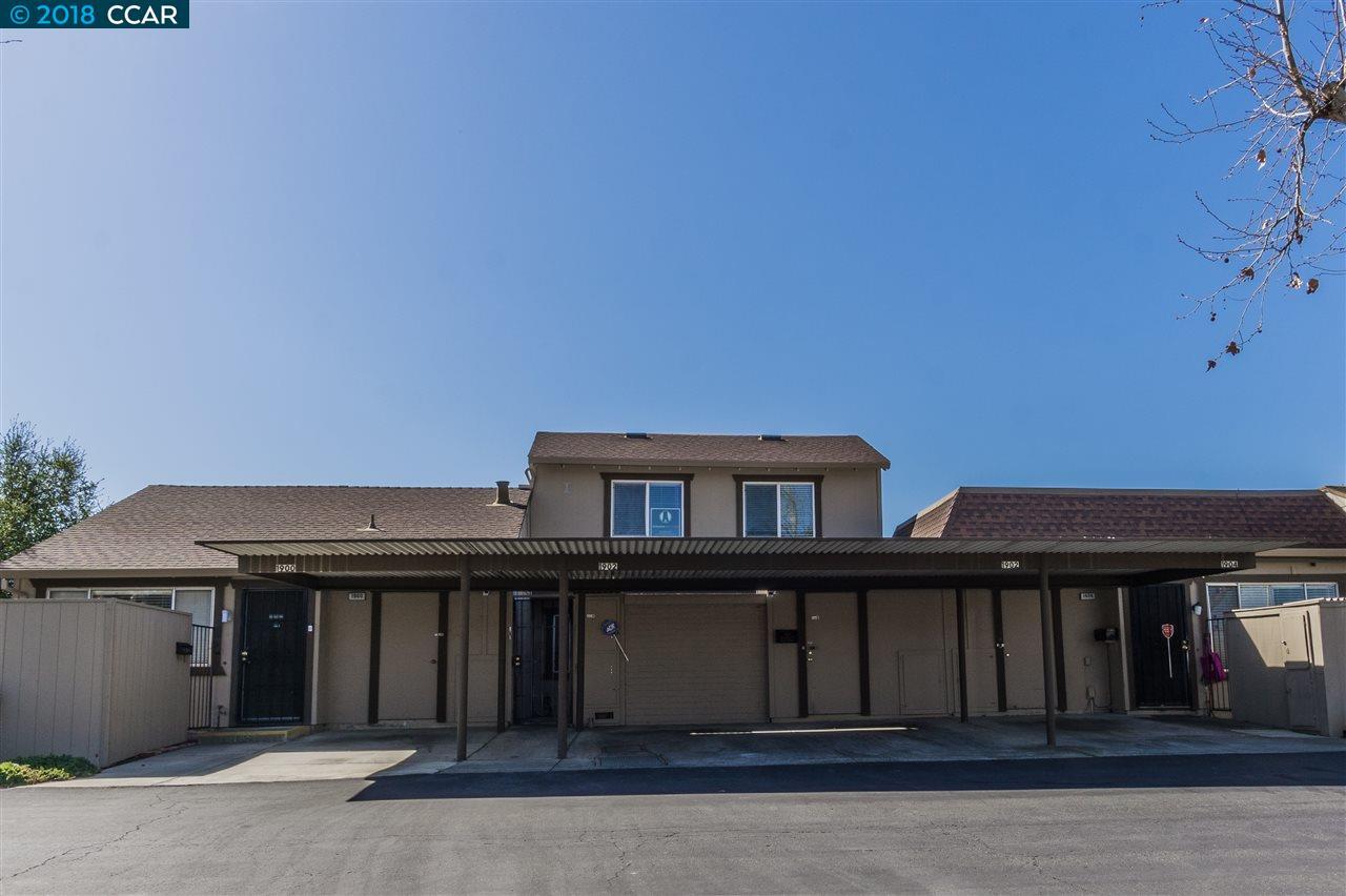 تاون هاوس للـ Sale في 1902 San Jose Drive 1902 San Jose Drive Antioch, California 94509 United States