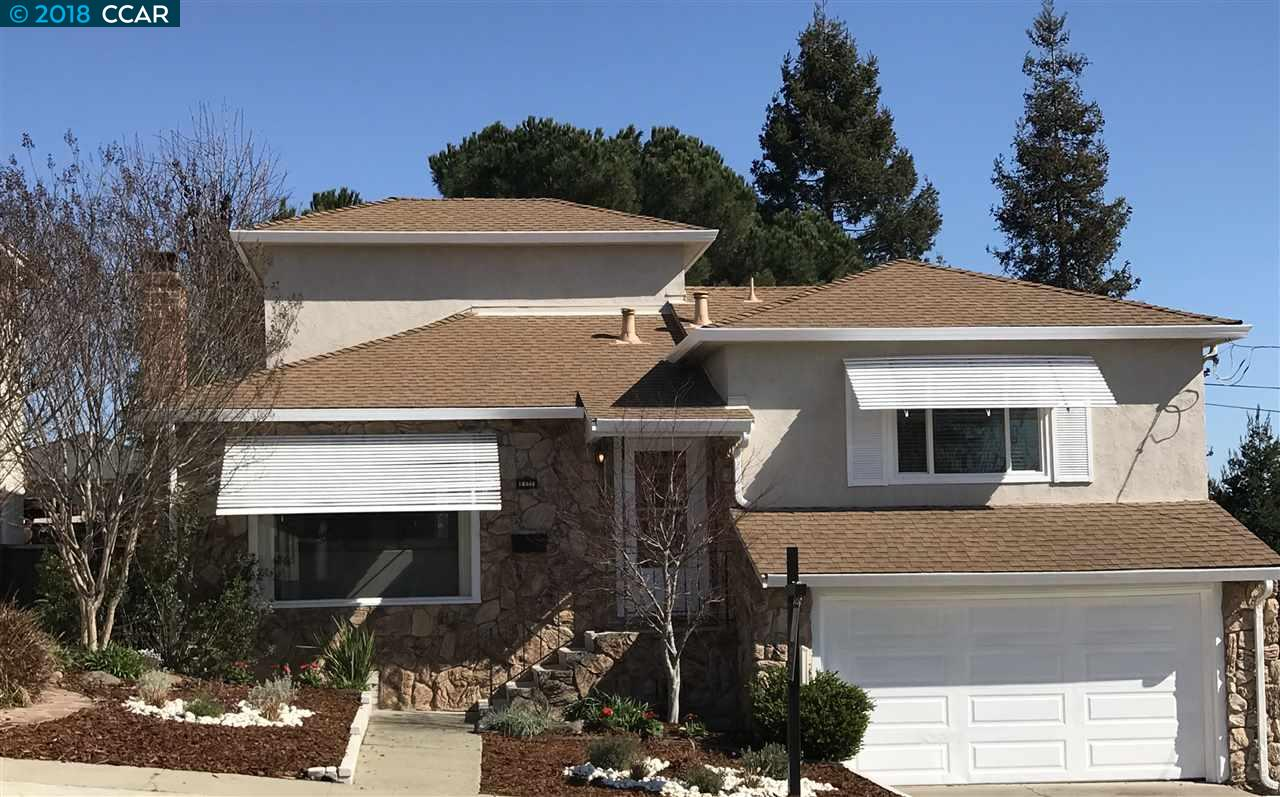 18444 Magee Way | CASTRO VALLEY | 1383 | 94546