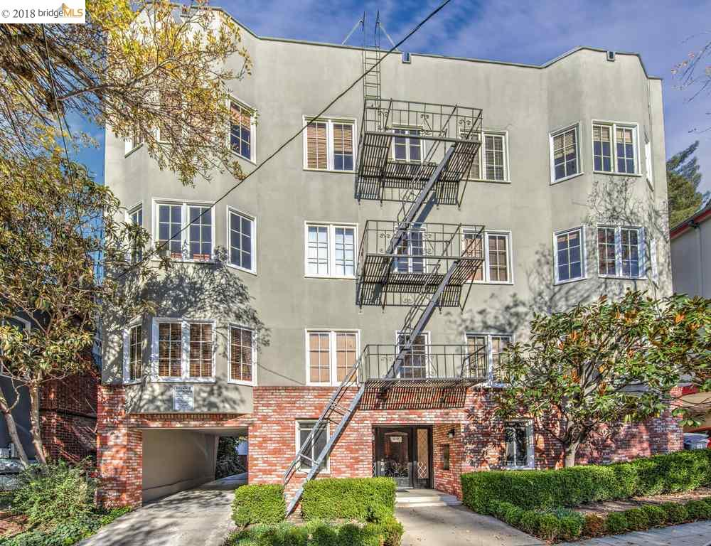 Multi-Family Home for Sale at 2427 Hilgard Avenue 2427 Hilgard Avenue Berkeley, California 94709 United States