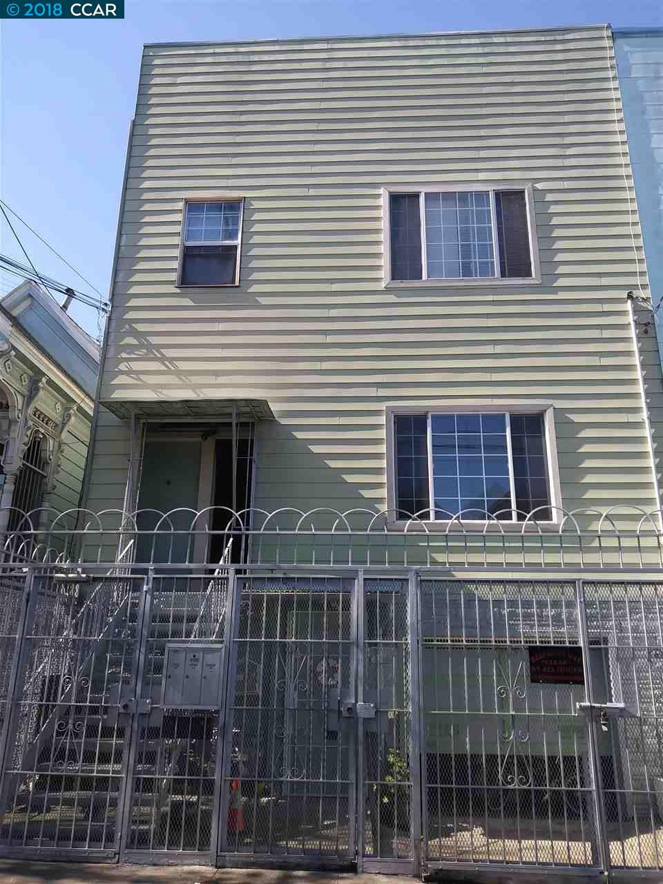 متعددة للعائلات الرئيسية للـ Sale في 2310 BRYANT Street 2310 BRYANT Street San Francisco, California 94110 United States