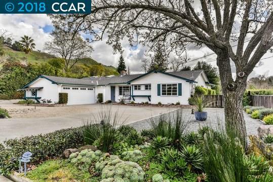 Single Family Home for Sale at 573 La Vista Road 573 La Vista Road Walnut Creek, California 94598 United States