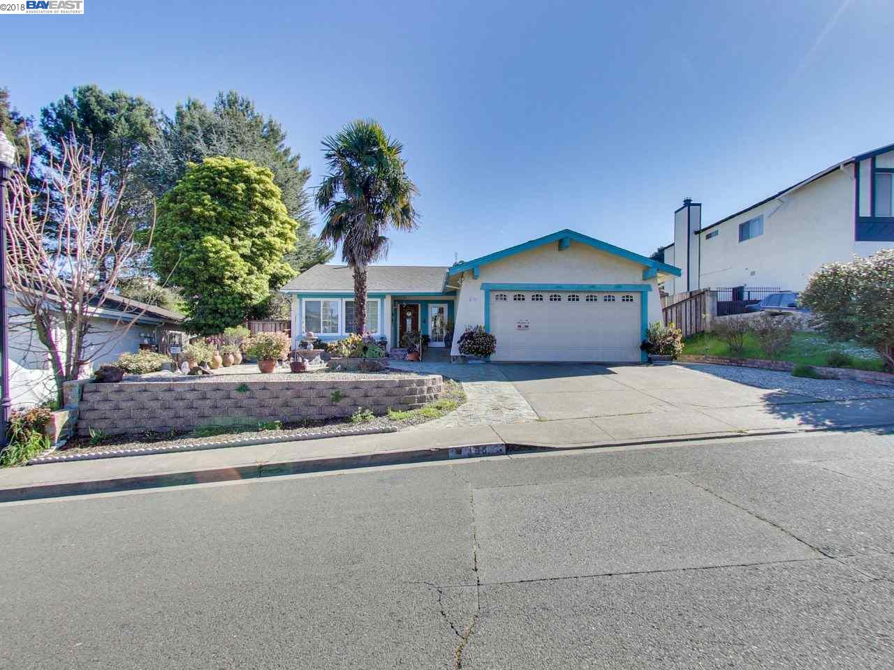 Multi-Family Home for Sale at 295 Sparrow Drive 295 Sparrow Drive Hercules, California 94547 United States