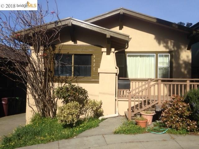 Additional photo for property listing at 4427 View Street 4427 View Street Oakland, California 94611 Estados Unidos