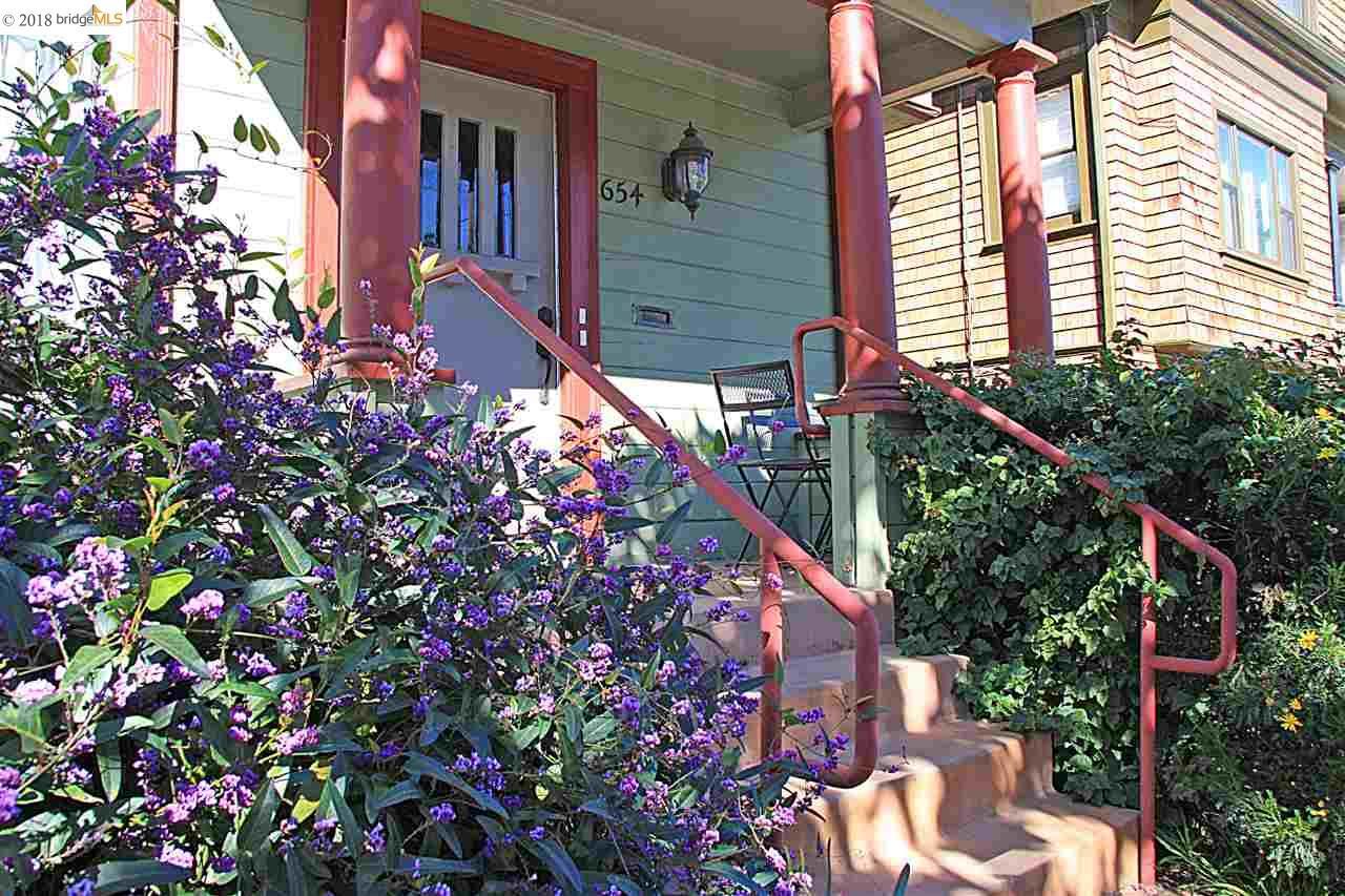 متعددة للعائلات الرئيسية للـ Rent في 654 63Rd Street 654 63Rd Street Oakland, California 94609 United States