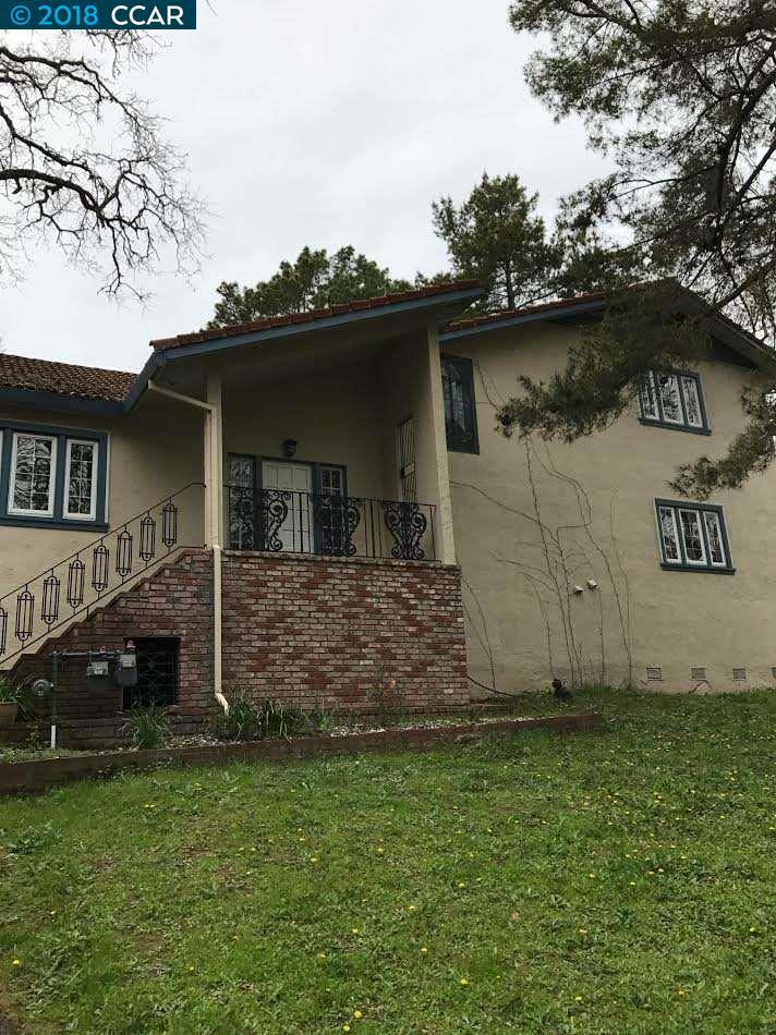 واحد منزل الأسرة للـ Rent في 172 Moraga Way 172 Moraga Way Orinda, California 94563 United States