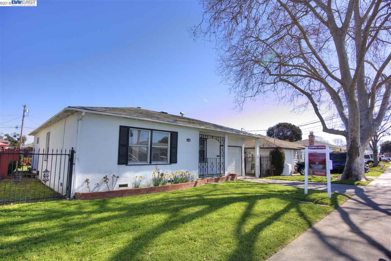 Casa Unifamiliar por un Venta en 15340 Churchill Street 15340 Churchill Street San Leandro, California 94579 Estados Unidos
