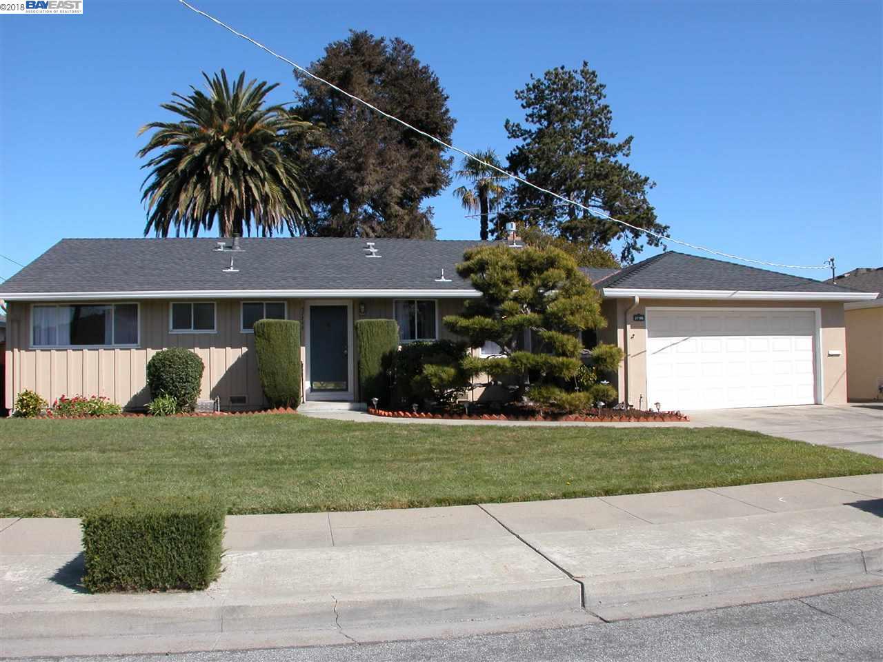 Maison unifamiliale pour l Vente à 37766 Elliot Street 37766 Elliot Street Fremont, Californie 94536 États-Unis