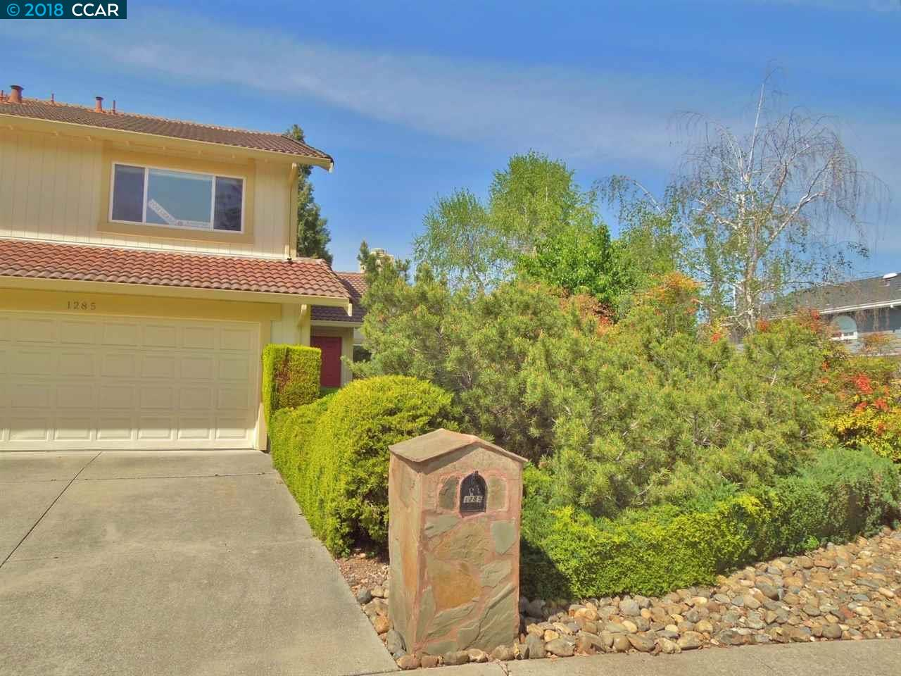 Multi-Family Home for Rent at 1285 Sheppard Court 1285 Sheppard Court Walnut Creek, California 94598 United States