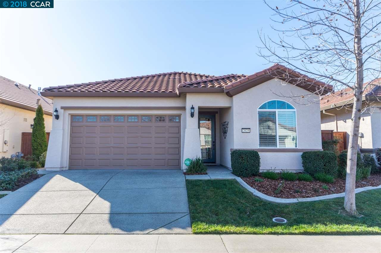Single Family Home for Sale at 2025 Brixham Drive 2025 Brixham Drive Roseville, California 95747 United States