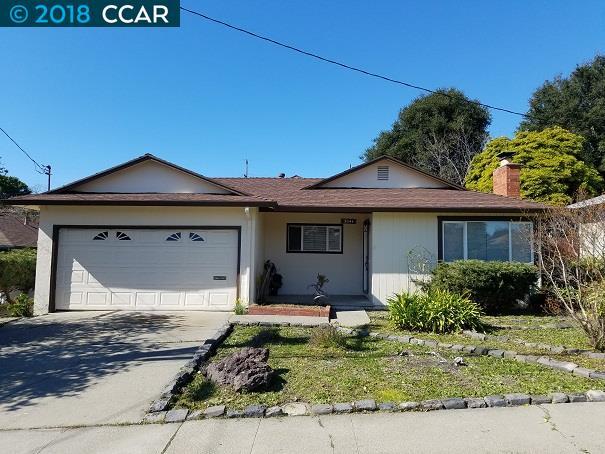 一戸建て のために 売買 アット 3041 May Road 3041 May Road Richmond, カリフォルニア 94803 アメリカ合衆国