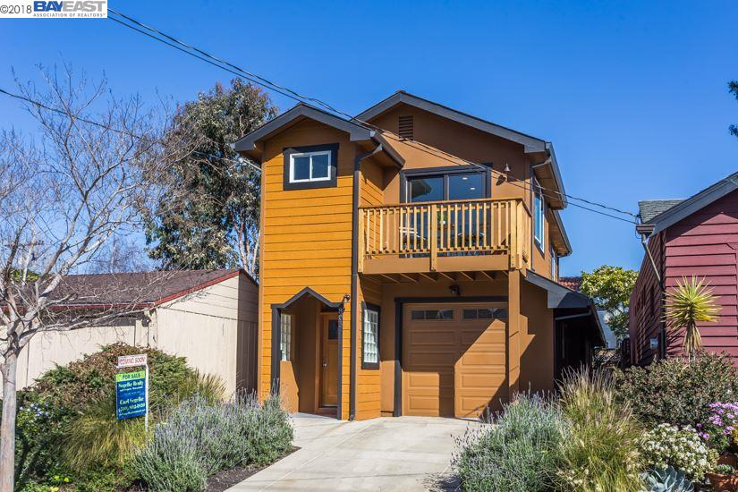 Single Family Home for Sale at 805 Talbot Avenue 805 Talbot Avenue Albany, California 94706 United States