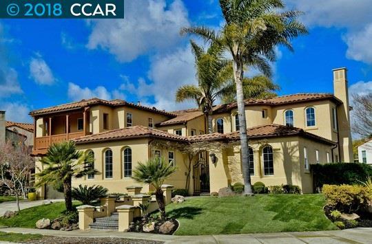 Einfamilienhaus für Verkauf beim 4012 Lilac Ridge Road 4012 Lilac Ridge Road San Ramon, Kalifornien 94582 Vereinigte Staaten