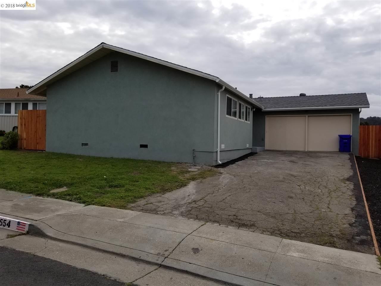 Частный односемейный дом для того Продажа на 2554 Duke Avenue 2554 Duke Avenue Richmond, Калифорния 94806 Соединенные Штаты