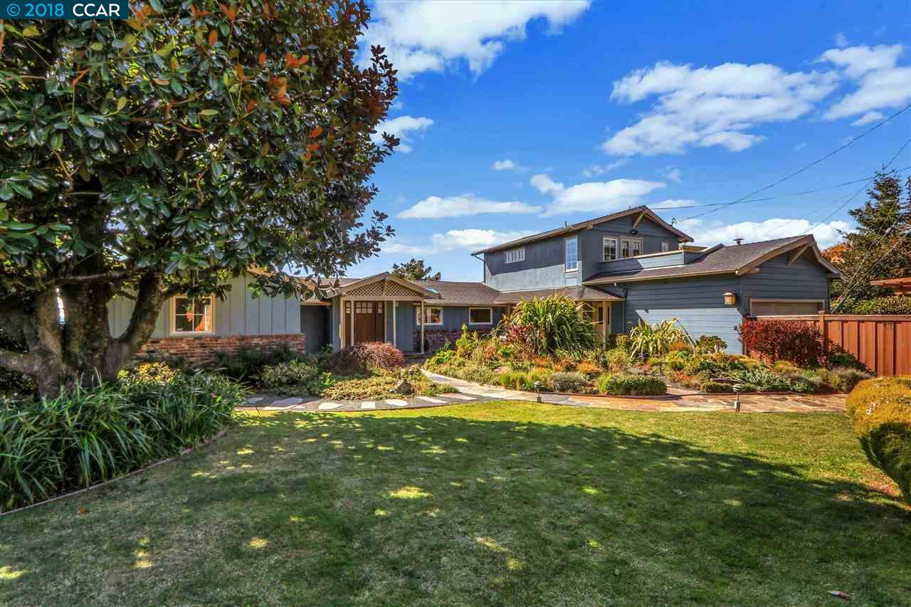 一戸建て のために 売買 アット 36 Kensington Court 36 Kensington Court Kensington, カリフォルニア 94707 アメリカ合衆国