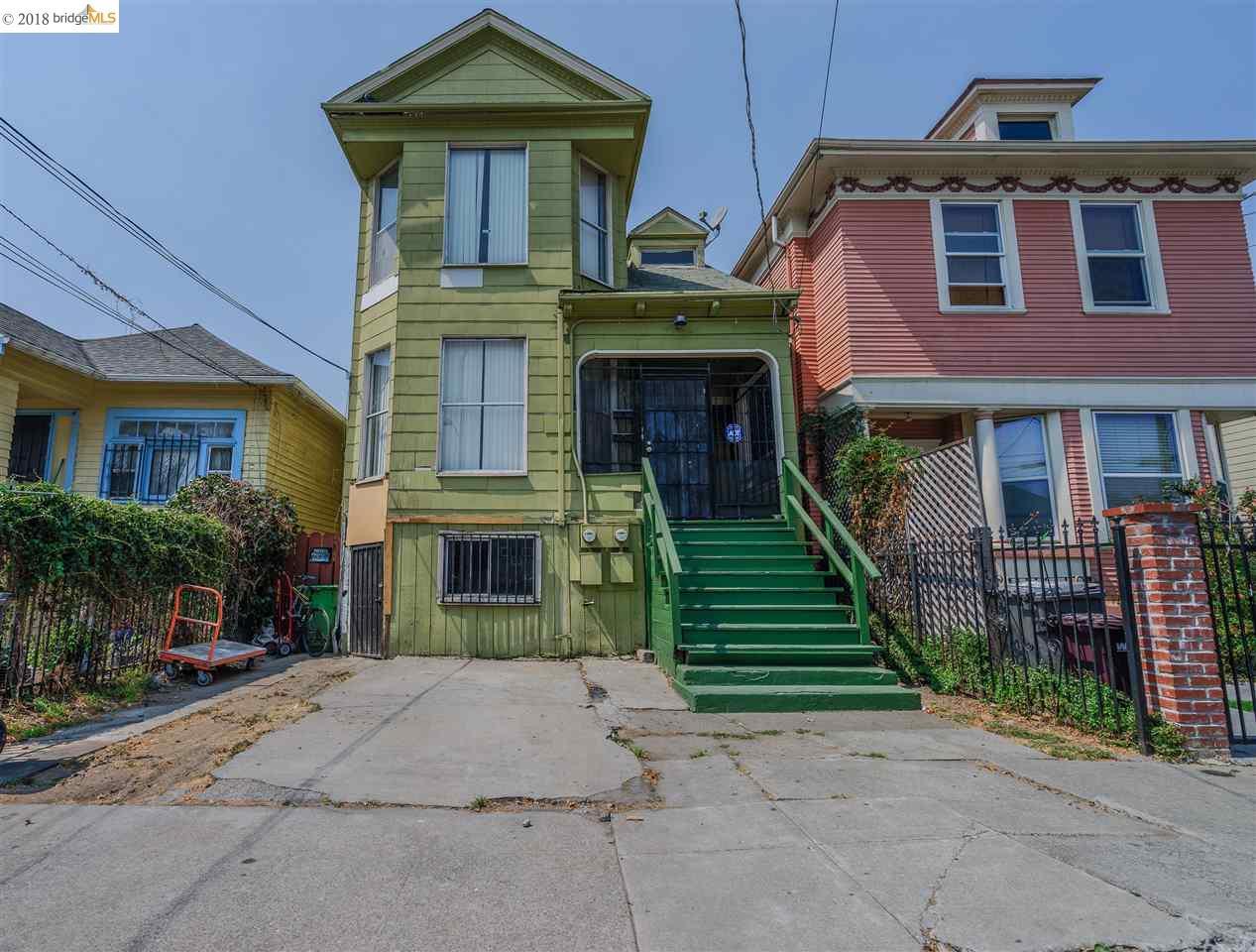 Multi-Family Home for Sale at 3107 Filbert 3107 Filbert Oakland, California 94608 United States
