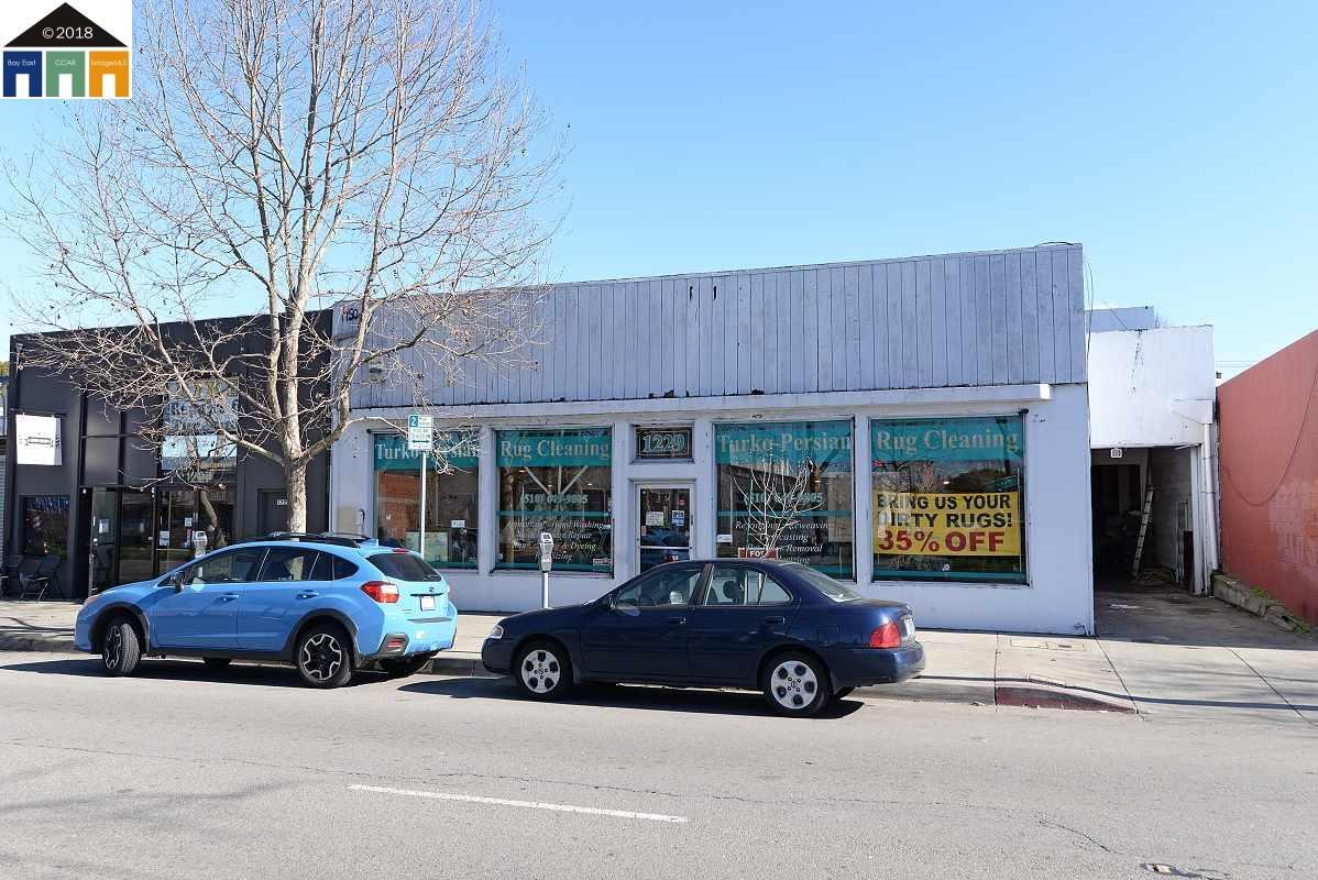 Single Family Home for Rent at 1229 San Pablo Avenue 1229 San Pablo Avenue Berkeley, California 94706 United States