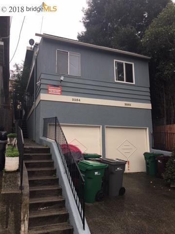 Multi-Family Home for Sale at 2252 Courtland Avenue 2252 Courtland Avenue Oakland, California 94601 United States