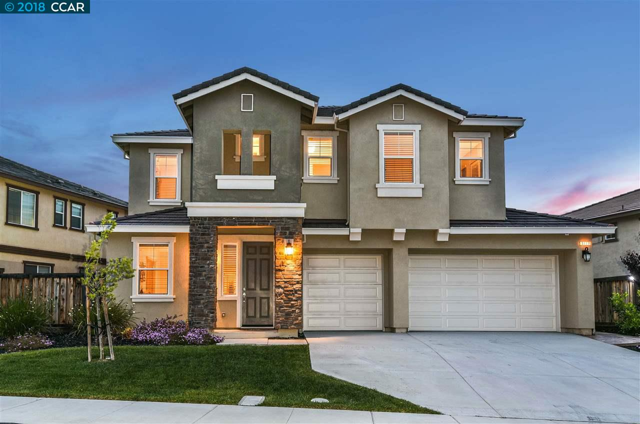 Single Family Home for Sale at 3117 Marsala Drive 3117 Marsala Drive Bay Point, California 94565 United States
