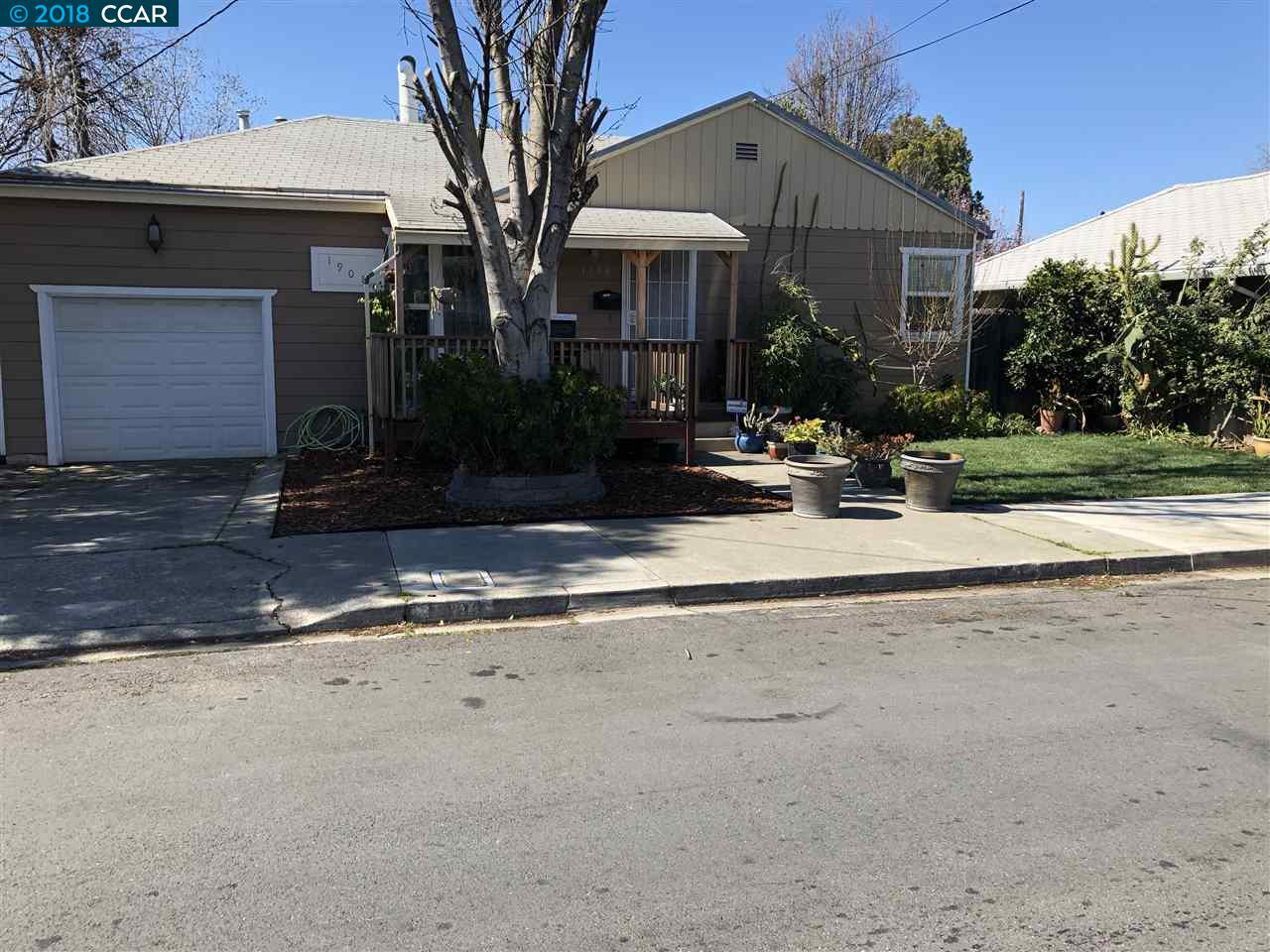 獨棟家庭住宅 為 出售 在 1908 Evergreen Avenue 1908 Evergreen Avenue Antioch, 加利福尼亞州 94509 美國