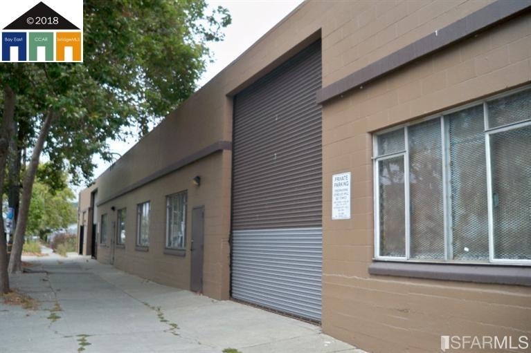 Commercial للـ Sale في 1333 6th Street 1333 6th Street Berkeley, California 94710 United States