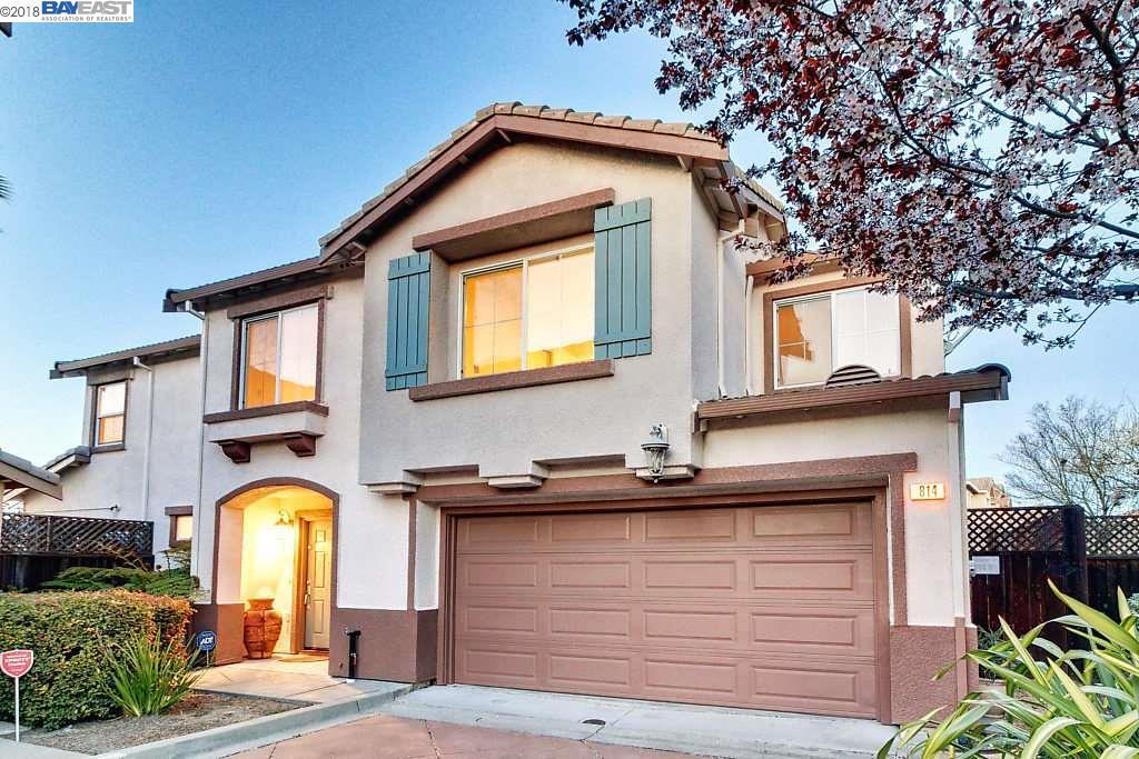 一戸建て のために 売買 アット 814 Poppy Court 814 Poppy Court Richmond, カリフォルニア 94806 アメリカ合衆国