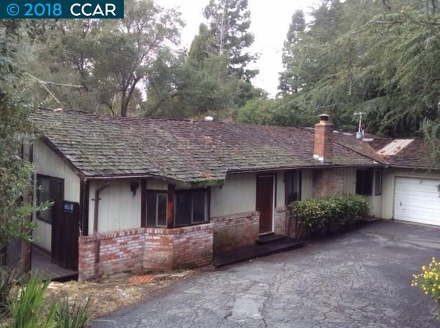 一戸建て のために 売買 アット 91 Scenic Drive 91 Scenic Drive Orinda, カリフォルニア 94563 アメリカ合衆国