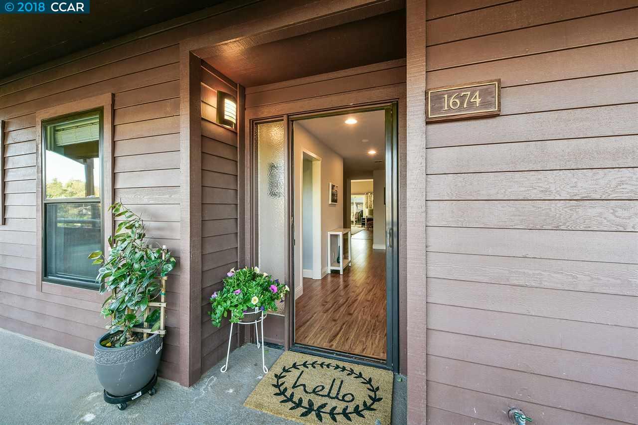 Condominium for Sale at 1674 San Miguel 1674 San Miguel Walnut Creek, California 94596 United States