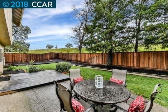 Частный односемейный дом для того Продажа на 1232 Bluejay Court 1232 Bluejay Court Concord, Калифорния 94521 Соединенные Штаты