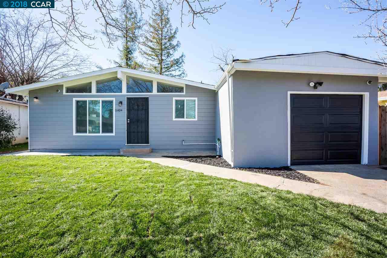 獨棟家庭住宅 為 出售 在 5824 Garibaldi Street 5824 Garibaldi Street Sacramento, 加利福尼亞州 95824 美國