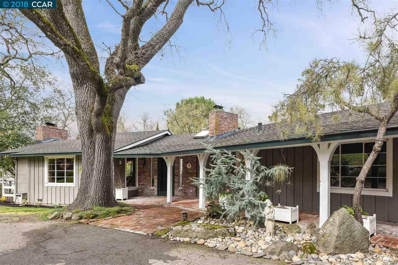 واحد منزل الأسرة للـ Sale في 1810 Alameda Diablo 1810 Alameda Diablo Diablo, California 94528 United States
