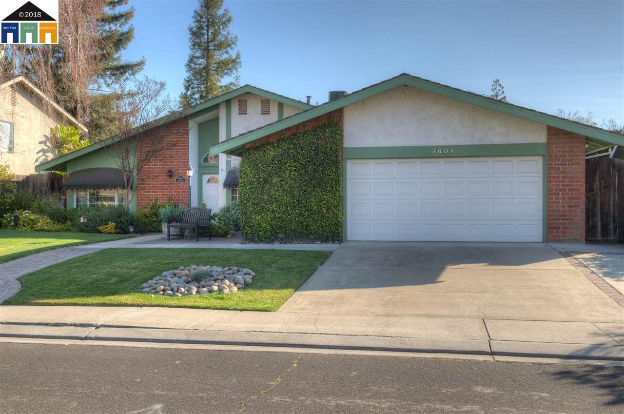 Einfamilienhaus für Verkauf beim 3604 Camino Real 3604 Camino Real Modesto, Kalifornien 95356 Vereinigte Staaten