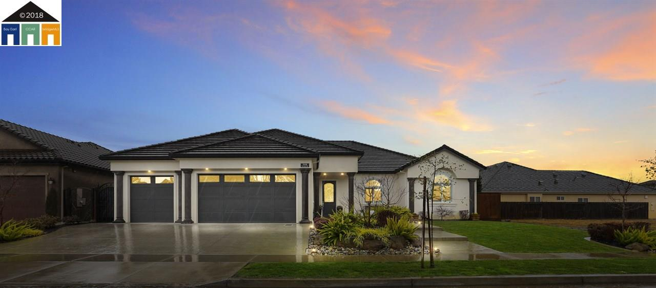 Maison unifamiliale pour l Vente à 2528 Glenbrook Drive 2528 Glenbrook Drive Lodi, Californie 95242 États-Unis