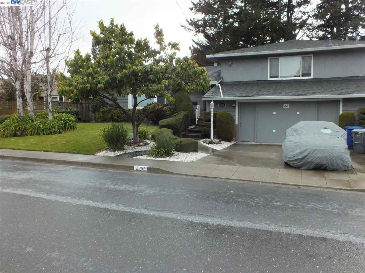 Maison unifamiliale pour l à louer à 2355 Lakeview 2355 Lakeview San Leandro, Californie 94577 États-Unis
