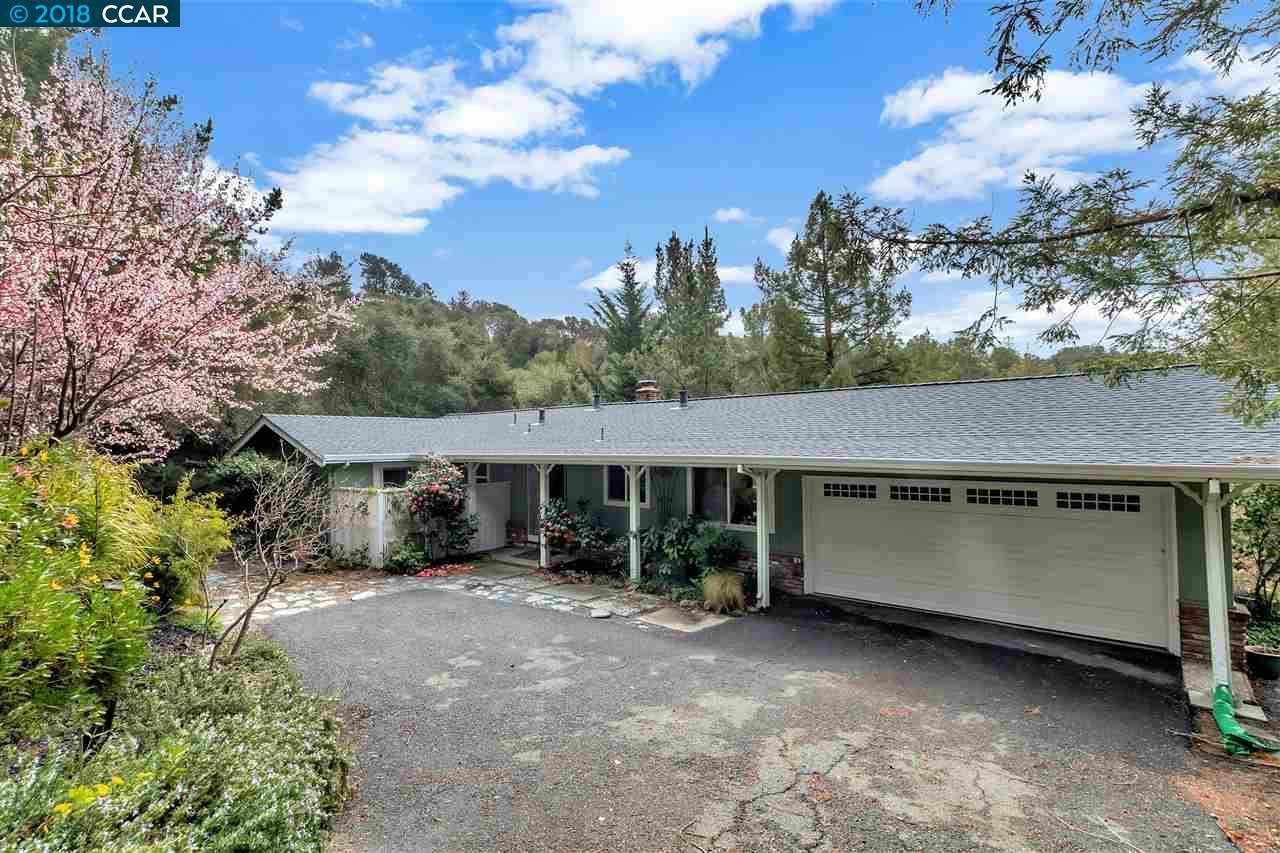 一戸建て のために 売買 アット 66 Tara Road 66 Tara Road Orinda, カリフォルニア 94563 アメリカ合衆国