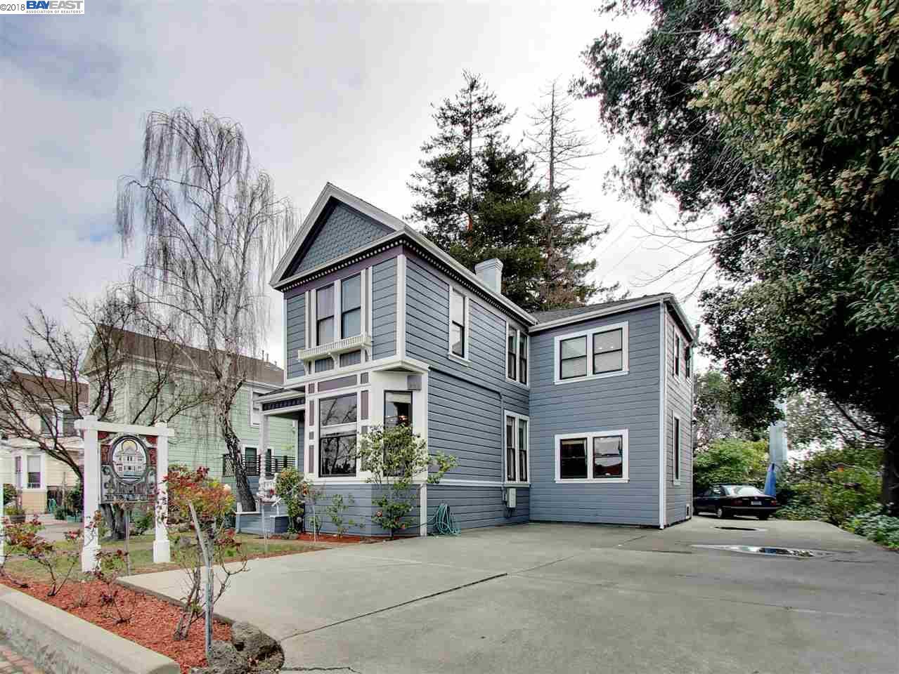 多戶家庭房屋 為 出售 在 1902 Broadway 1902 Broadway Alameda, 加利福尼亞州 94501 美國