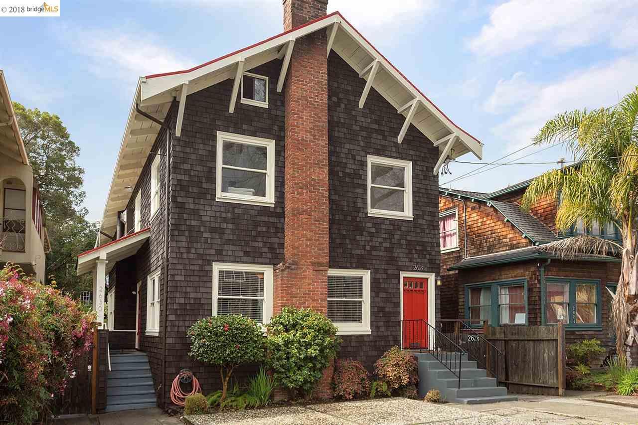 Condominium for Sale at 2630 College Avenue 2630 College Avenue Berkeley, California 94704 United States