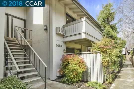 Condominium for Sale at 1455 Marchbanks Drive 1455 Marchbanks Drive Walnut Creek, California 94598 United States