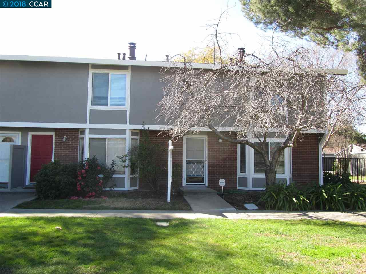 Stadthaus für Mieten beim 2828 Royal Ann Lane 2828 Royal Ann Lane Concord, Kalifornien 94518 Vereinigte Staaten