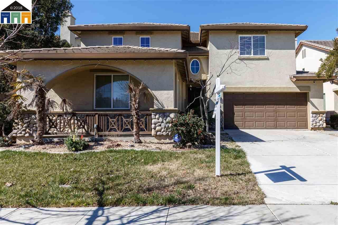 Maison unifamiliale pour l Vente à 481 Leather Creek Lane 481 Leather Creek Lane Patterson, Californie 95363 États-Unis