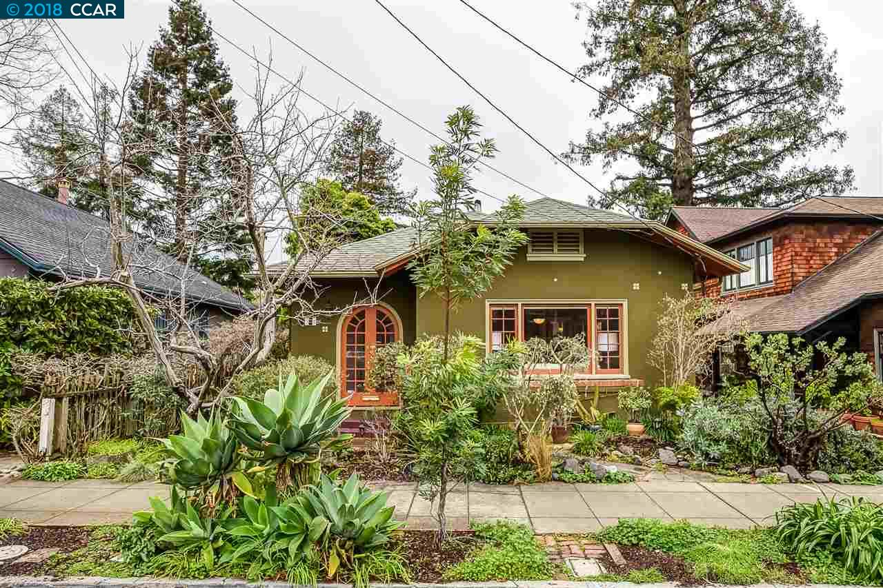 Single Family Home for Sale at 1534 Edith Street 1534 Edith Street Berkeley, California 94703 United States