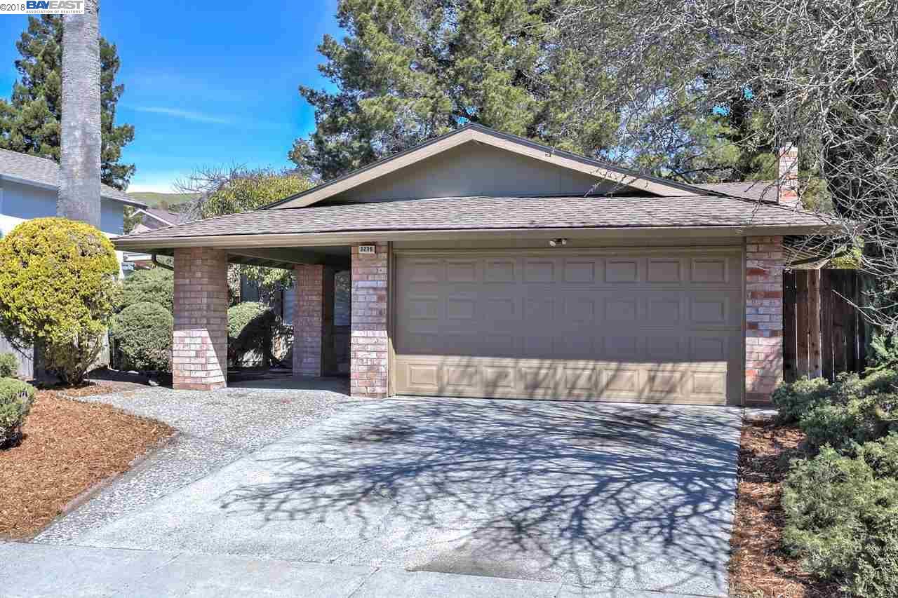 واحد منزل الأسرة للـ Sale في 3239 Colusa Street 3239 Colusa Street Pinole, California 94564 United States
