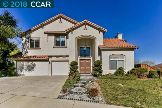 Single Family Home for Sale at 939 Autumn Oak Circle 939 Autumn Oak Circle Concord, California 94521 United States