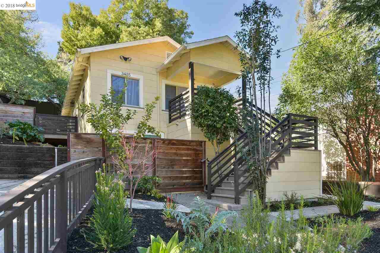 Multi-Family Home for Sale at 3435 Kingsland Avenue 3435 Kingsland Avenue Oakland, California 94619 United States