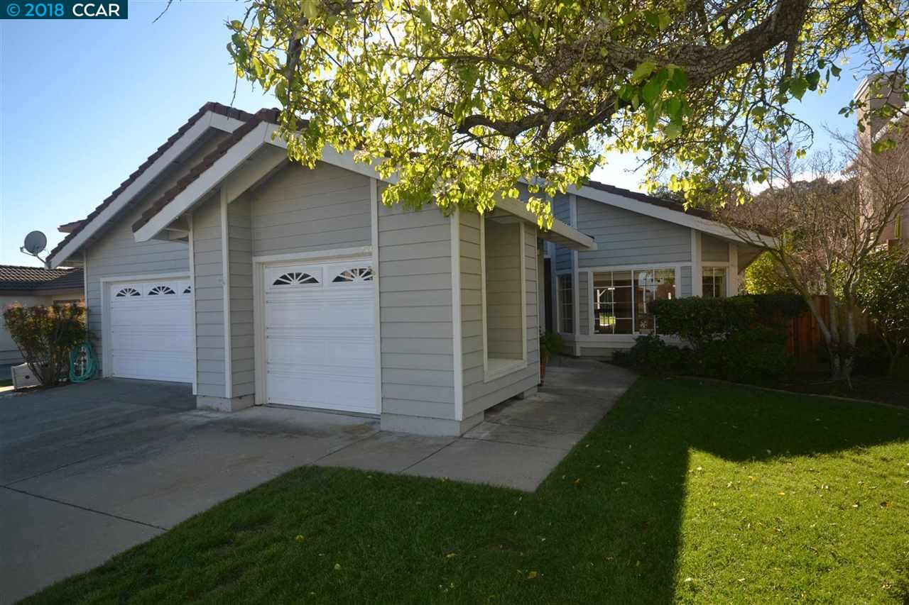Single Family Home for Sale at 5276 Coach Drive 5276 Coach Drive Richmond, California 94803 United States