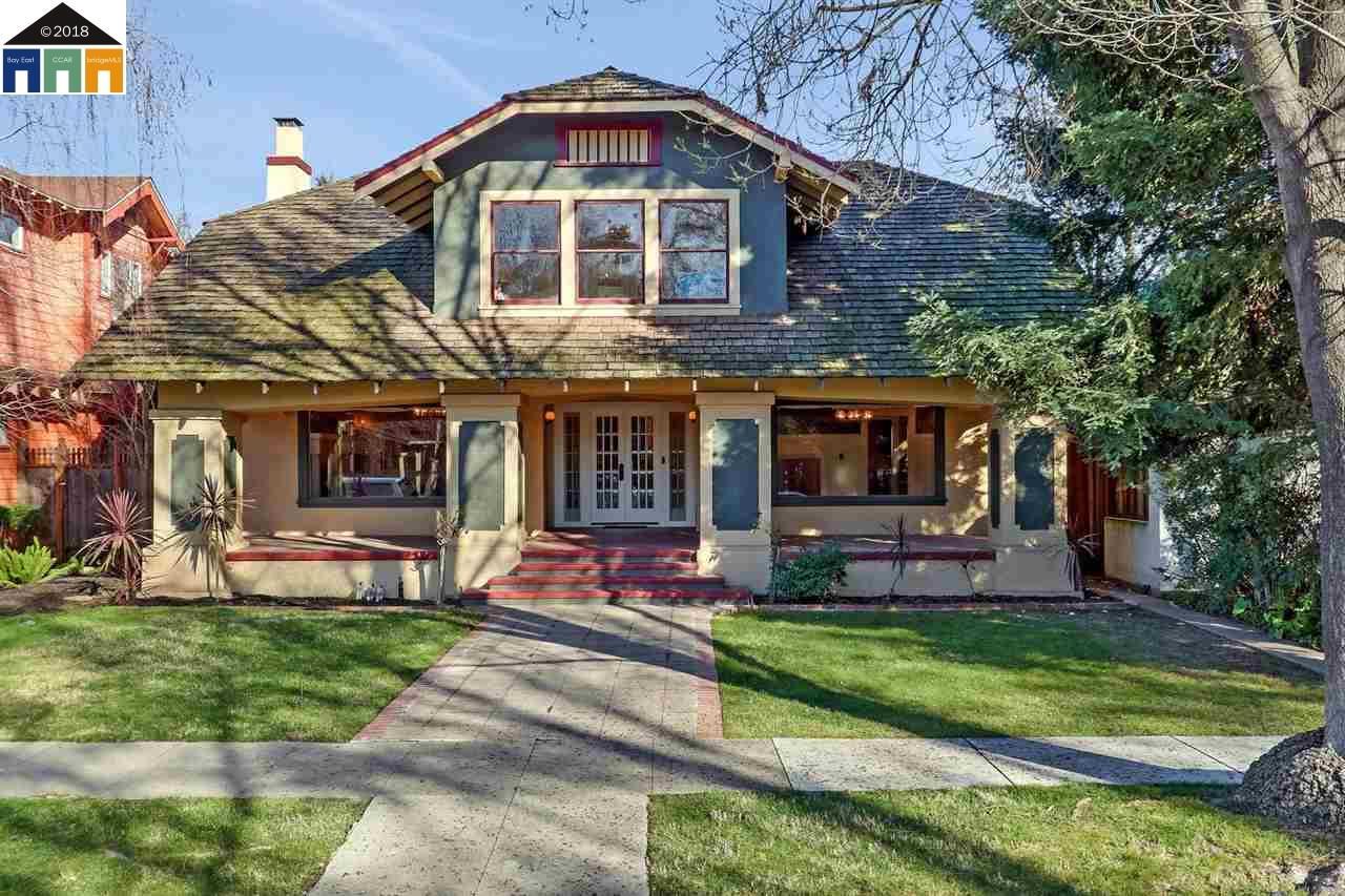 Single Family Home for Sale at 214 Magnolia 214 Magnolia Modesto, California 95354 United States