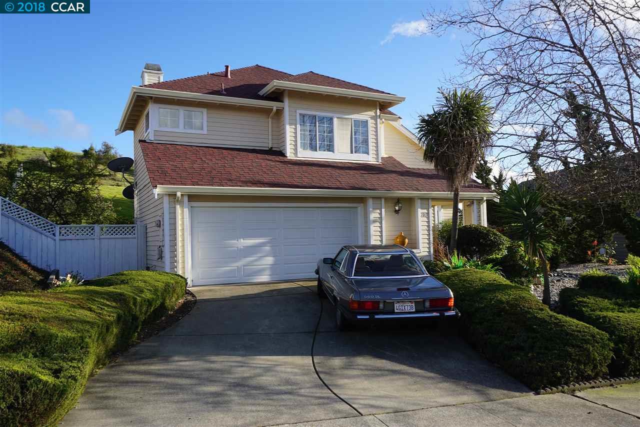 واحد منزل الأسرة للـ Sale في 2848 GOULARTE DRIVE 2848 GOULARTE DRIVE Pinole, California 94564 United States