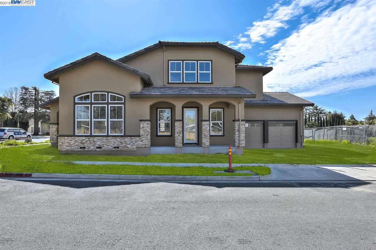 Частный односемейный дом для того Продажа на 1622 Mento Ter 1622 Mento Ter Fremont, Калифорния 94539 Соединенные Штаты