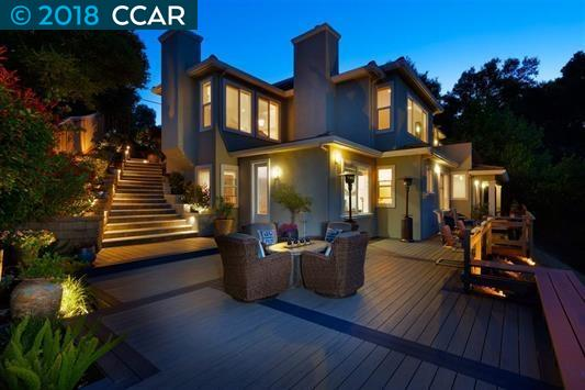 一戸建て のために 売買 アット 11 Crestview Court 11 Crestview Court Orinda, カリフォルニア 94563 アメリカ合衆国