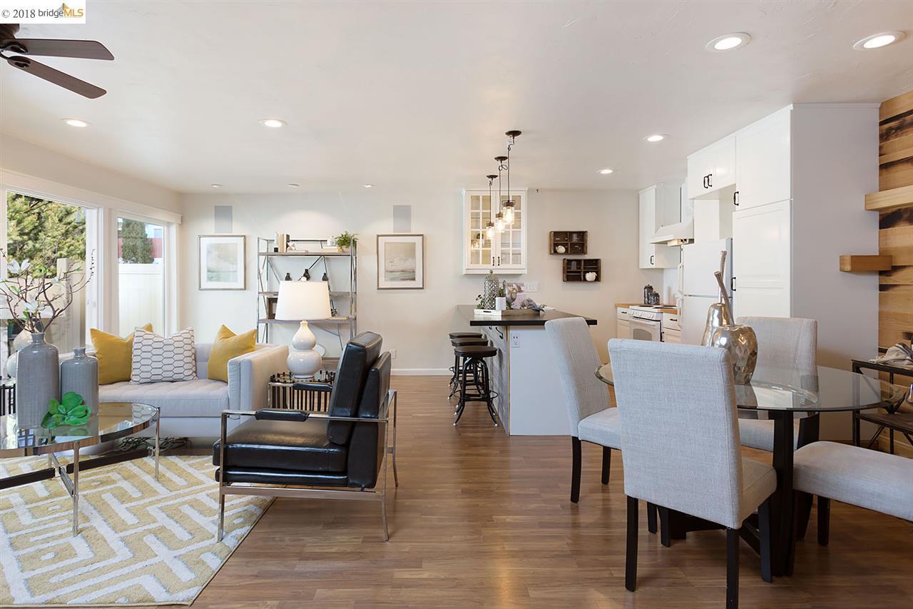 Appartement en copropriété pour l Vente à 288 Whitmore Street 288 Whitmore Street Oakland, Californie 94611 États-Unis